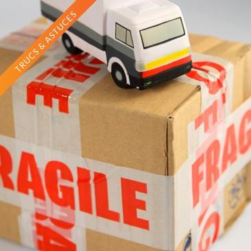 Les astuces pour préparer ses cartons pour le déménagement