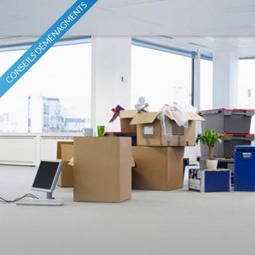 Comment réussir le déménagement de son entreprise ?