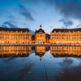 Déménagement de Paris à Bordeaux